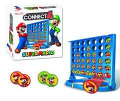 Connect 4 Super Mario Edition