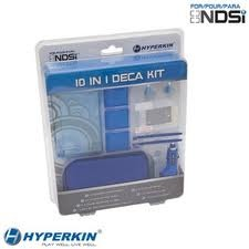 (Hyperkin) 10 in 1 Deca Kit for DSi - Blue