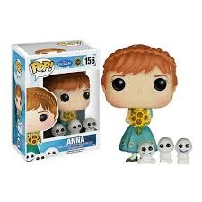 #156 Anna (Disney Frozen)