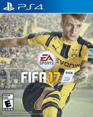 FIFA - 17 (Playstation 4) - PS4