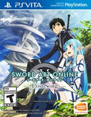 Sword Art Online: Lost Song (Sony) - PS Vita