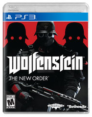 Wolfenstein: The New Order (Sony) - PS3