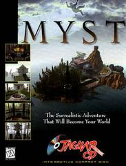 Myst ( Jaguar Cd )