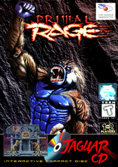 Primal Rage ( Jaguar CD )