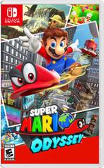 Super Mario Odyssey (Nintendo) Switch