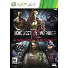 Deadliest Warrior Ancient Combat (Microsoft) - Xbox360