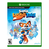 Super Lucky's Tale (Microsoft) - Xbox One