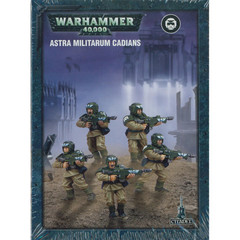 Astra Militarum - Cadians (Warhammer 40000)