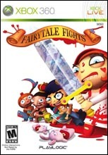 Fairytale Fights (Microsoft) - Xbox360