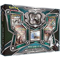 Shiny Silvally Figure Collection