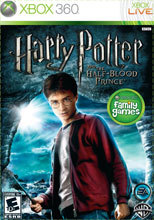 Harry Potter and the Half-Blood Prince (Microsoft) - Xbox360