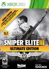 Sniper Elite III Ultimate Edition (Microsoft) - Xbox360