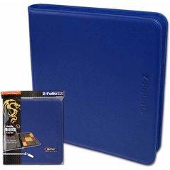 Blue - Z-Folio LX Album (BCW) - 12 Pocket