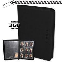 Black - Z-Folio LX Albumn (BCW) - 9 Pocket