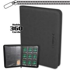 Gray - Z-Folio LX Albumn (BCW) - 9 Pocket