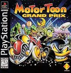 Motor Toon Grand Prix (Sony) PS1