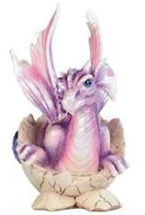 Baby Purple Dragon - Hatching - 71468