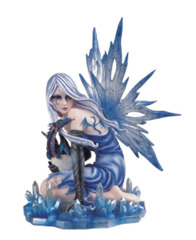 Blue Ice Fairy / Dragon - 91455