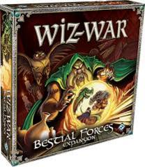 Wiz-War: Bestial Forces (Expansion)