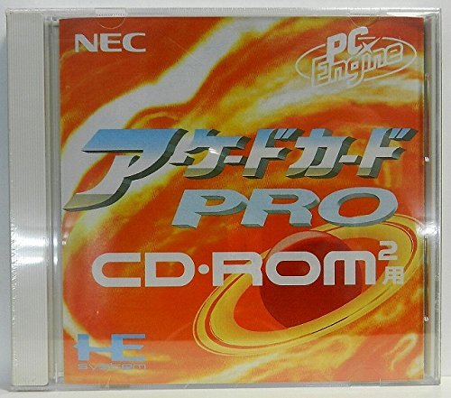 PC Engine SuperCD Arcade Card (IMPORT)