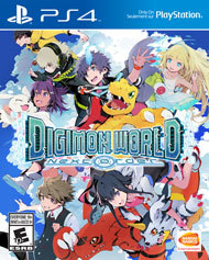 Digimon World - Next Order (Playstation 4) - PS4
