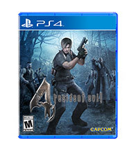 Resident Evil 4 - HD (Sony) PS4