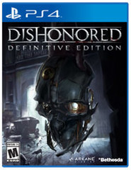 Dishonored - Definitive Edition (Playstation 4) - PS4
