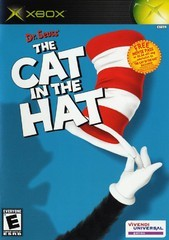The Cat in the Hat (Microsoft) Xbox