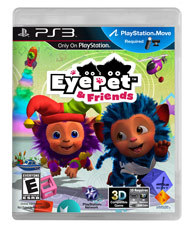 Eyepet & Friends (Sony) - PS3