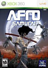 Afro Samurai (Microsoft) - X360