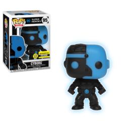 #95 Cyborg (DC Comics) Entertainment Earth GITD Exclusive