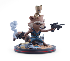 Rocket & Groot - Guardians of the Galaxy Vol. 2 (QFIG)
