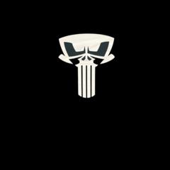 Skull Superpuff T-Shirt