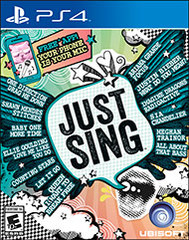 Just Sing (Sony) PS4