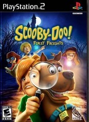 Scooby-Doo First Frights (Sony) PS2
