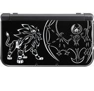 Nintendo New 3DS XL Pokemon Solgaleo Lunala Black Edition