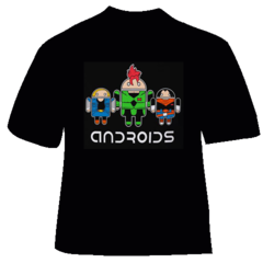 Androids T-Shirts