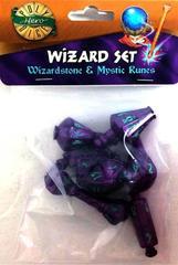 Wizardstone - Mystic Runes (PolyHero Dice) - Wizard Set