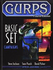 GURPS: Basic Set Campaigns