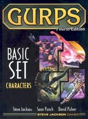 GURPS: Basic Set Characters