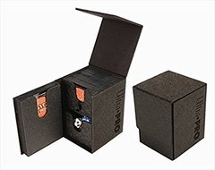 Black -  Pro-Tower - Deck Box (Ultra Pro)