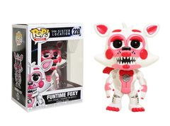 #228 - Funtime Foxy (Five Nights at Freddy's Sister Location)