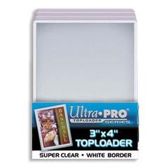 White Border - Toploader (Ultra Pro) - 3