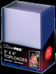 Blue Border - Toploader (Ultra Pro) - 3