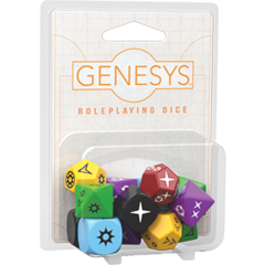 Genesys Dice (Fantasy Flight)