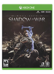 Middle-earth: Shadow of War (Microsoft) XboxOne