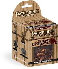 Pathfinder Battles Miniatures The Rusty Dragon Inn Booster Pack