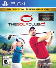 The Golf Club 2 (Sony) PS4