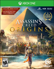 Assassin's Creed: Origins (Microsoft) Xbox One