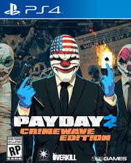 Payday 2 Crime Wave Edition (Sony) PS4